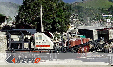 Mobile Jaw Crusher